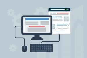 webdesign webpage